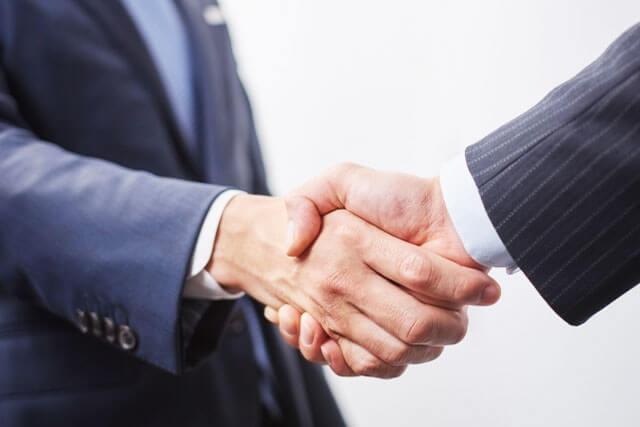 交渉先との関係性の維持・向上