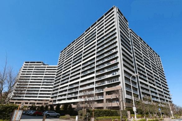 実例:東京フロンティアシティ アーバンフォートイーストブロック