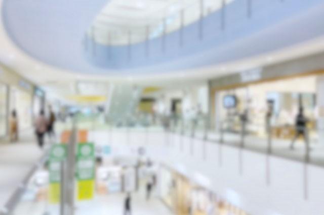 百貨店やショッピングモール